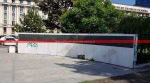 eroi Revoluţie Bucureşti profanare Memorialul Renaşterii (9)