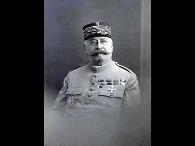 Taica Burtălău Generalul Henri Mathias Berthelot Franţa Taica Burtălau Primul Război Mondial slider
