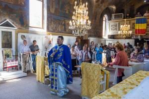 şezătoare culturală în comuna Parţa judeţul Timiş (1)