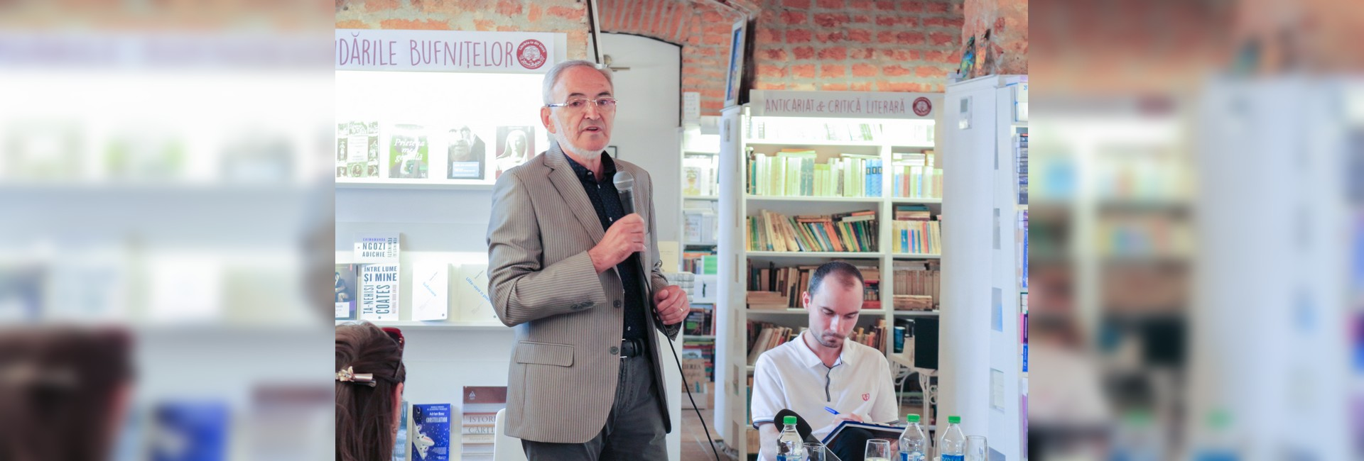 sociologul Adrian Rachieru la Întâlnirile Matricei Timişoara conferinţă despre elite slider