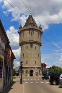 Colindările Matricei Drobeta-Turnu Severin ultimul loc din România în care se zâmbeşte Turnul de Apă