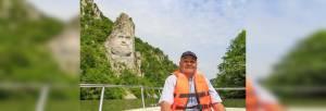bătrânul şi Dunărea pescar Orşova 80 ani slider