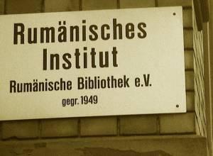 exilul românesc Virgil Mihailescu şi biblioteca românească din Freiburg fb