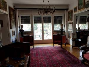 sufragerie Ion Minulescu mare poet simbolist român medaliat cu Legiunea de Onoare