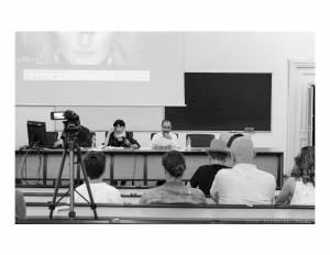 Conferinţa Simona Halep şi construirea mitologiei sportive în România contemporană (1)