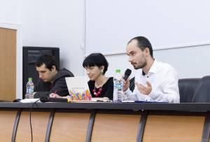 Conferinţa Simona Halep şi construirea mitologiei sportive în România contemporană (20)
