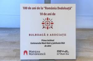 Harta Sufletului Românesc (3) dedicaţie