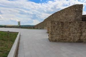 România100 Severin cetate medievală Litovoi gresie interior