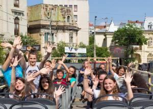 Turul cultural al Bucurestiului cu elevii din comuna Padina judetul Buzau (12)