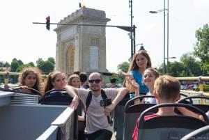 Turul cultural al Bucurestiului cu elevii din comuna Padina judetul Buzau (20)