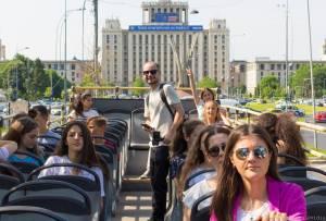 Turul cultural al Bucurestiului cu elevii din comuna Padina judetul Buzau (25)