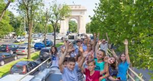 Turul cultural al Bucurestiului cu elevii din comuna Padina judetul Buzau (28)