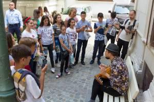 Turul cultural al Bucurestiului cu elevii din comuna Padina judetul Buzau (8)
