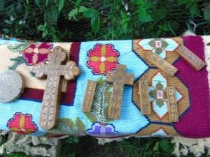 cruci meşter fluierar comuna Ribiţa Ţara Zarandului
