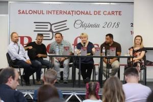 lansare de carte peste Prut homo moldovanus despre iertarea la români interior