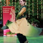 Carmen Coţovanu Pesantez festivalul Namaste India 2013