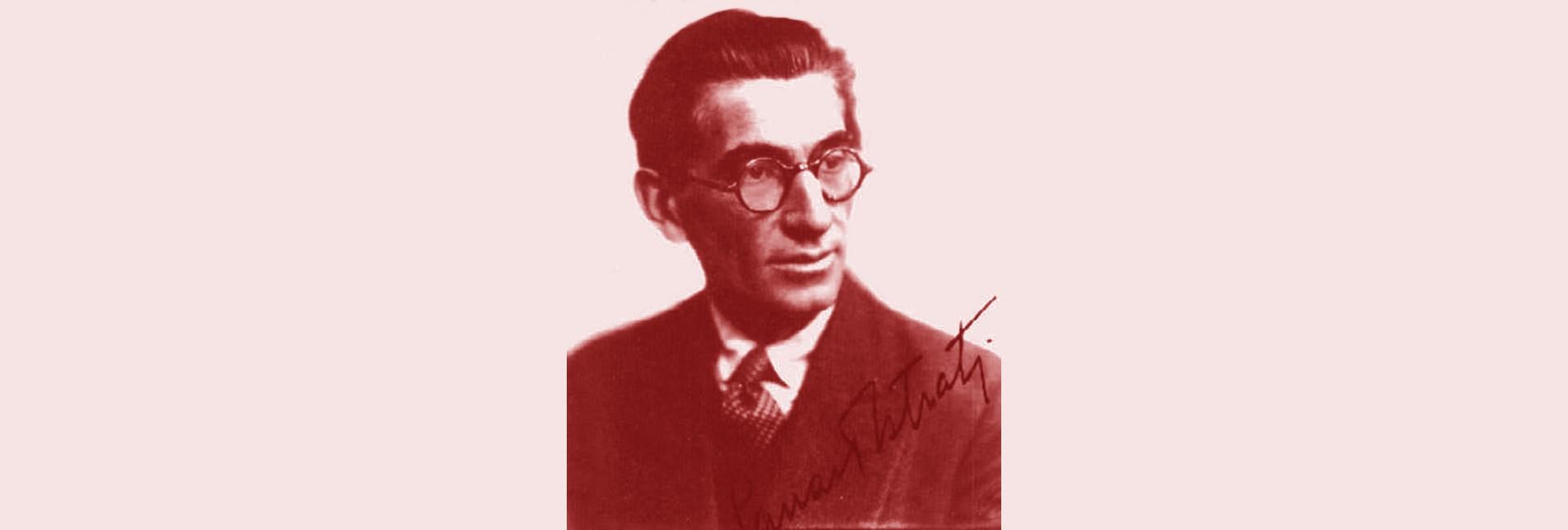 biografie Panait Istrati o viaţă de la ciulinii Bărăganului la prietenia cu Romain Rolland slider