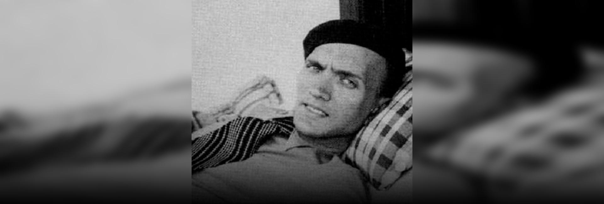 portret Max Blecher scriitorul singur oprimat de vid embleme cultura română slider