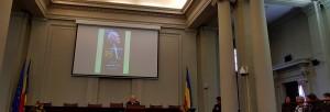 Dan Berindei mare istoric şi patriot elogiat la 95 ani la Academia Română de către Răzvan Theodorescu Eugen Simion Ioan-Aurel Pop slider