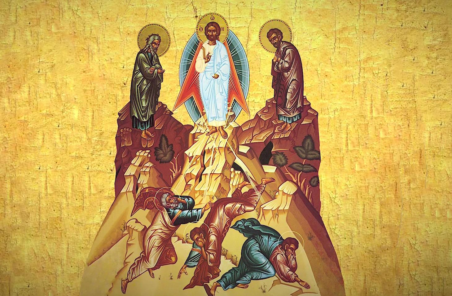 Schimbarea la Față a lui Iisus