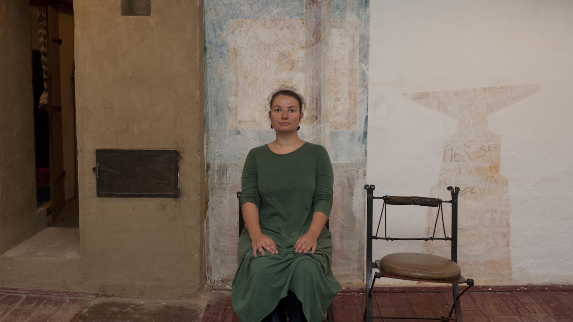 Alexandra Mihailciuc este autoarea textului