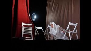 Liliana Ceterchi în rolul Reginei Maria