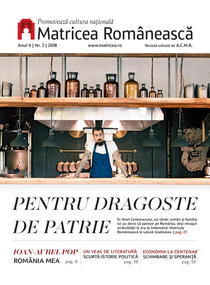 Revista Matricea Românească – numărul 2
