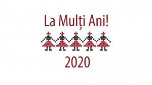 La multi ani 2020