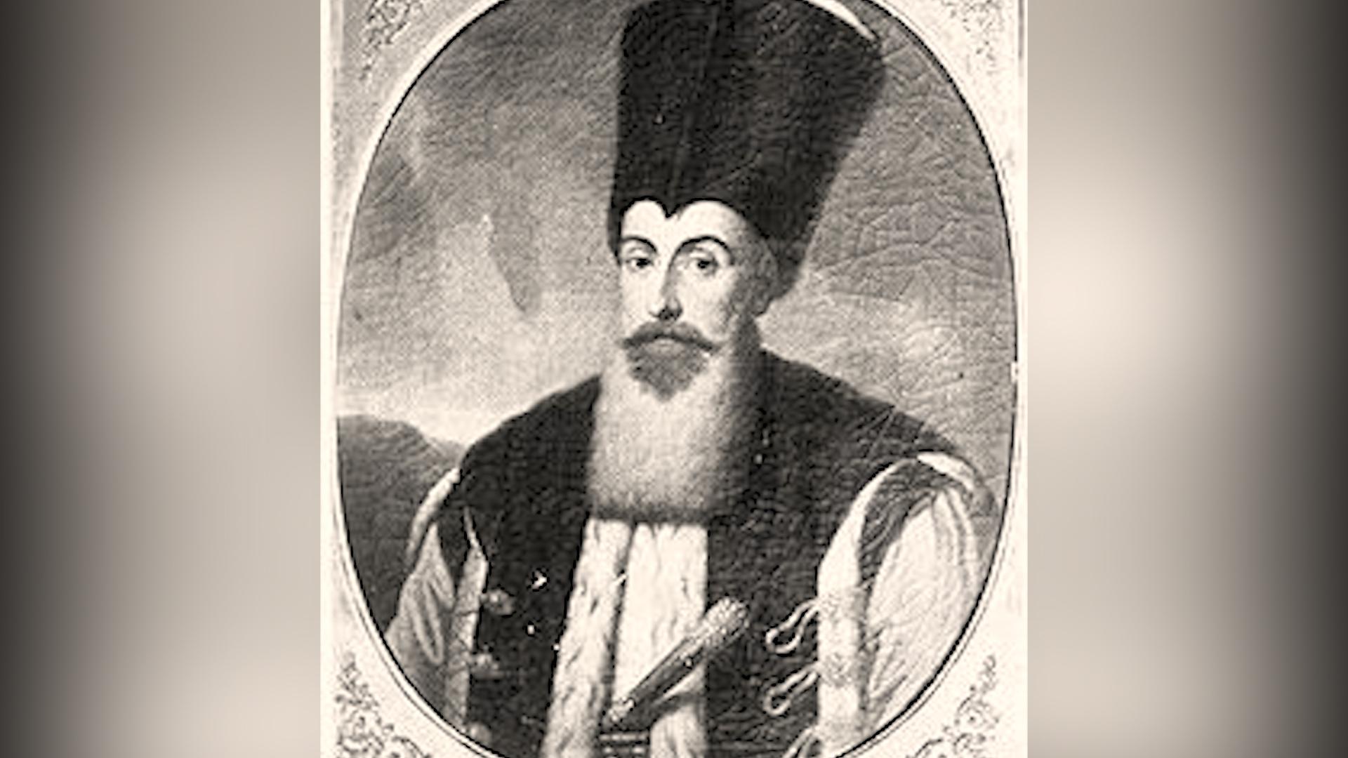 Vodă Caragea, domnitorul Țării Românești în vremea ciumei