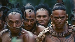 """Imagine din filmul lui Mel Gibson, """"Apocalypto"""" (2006)"""