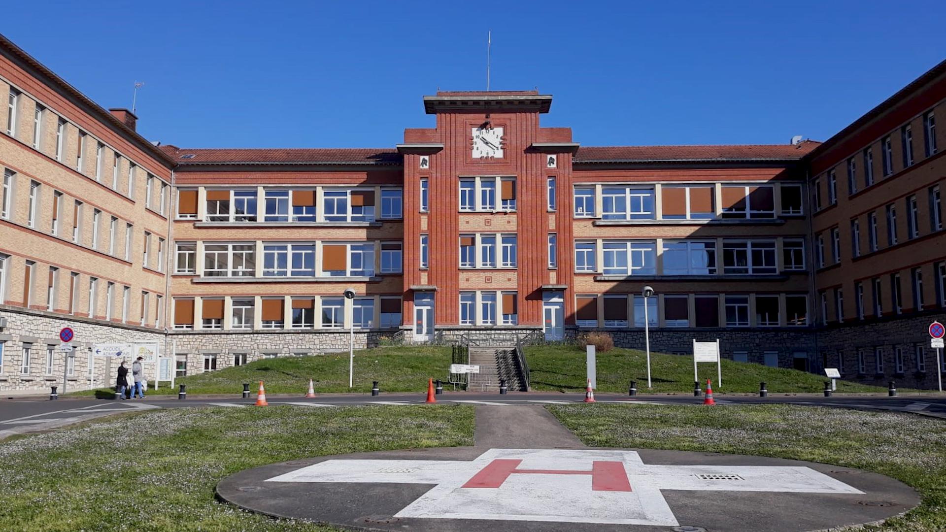 """Centrul de Boli Rare din Spitalul """"Raymond Poincaré"""" din Paris"""
