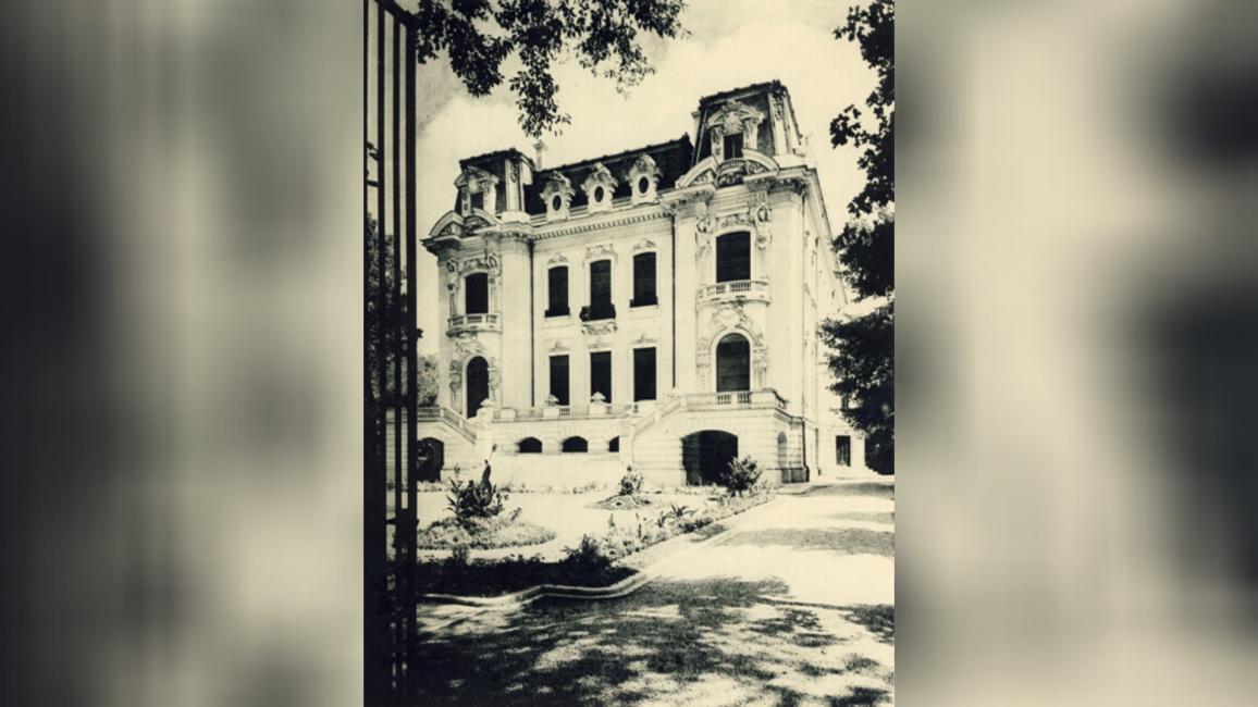 Casa Toma Stelian de pe șoseaua Kiseleff