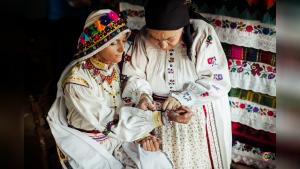 Mireasă din Sălaj  Foto: Ileana Rădulescu