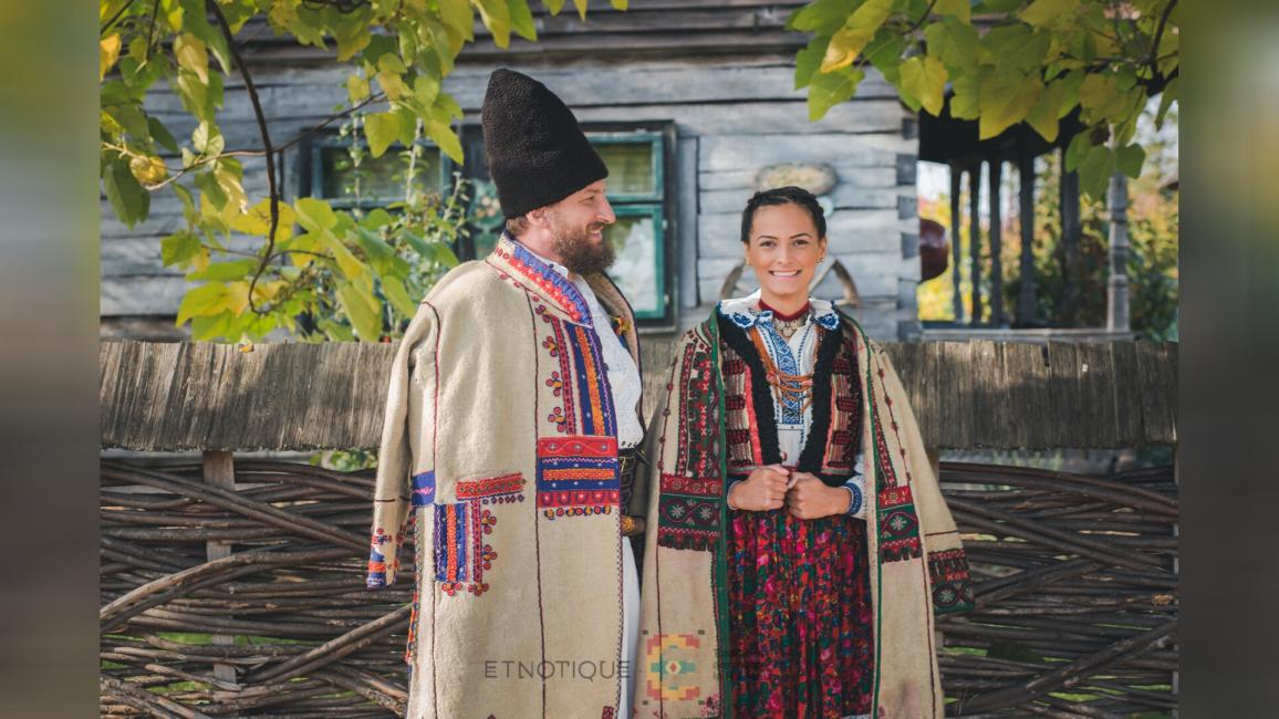 Costume din Bihor Foto: Ileana Rădulescu