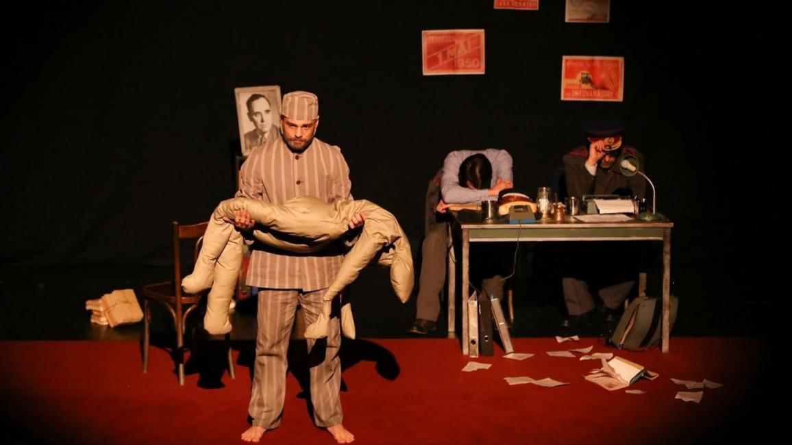 Spectacolul Candele Nestinse în regia Ivonei Boitan