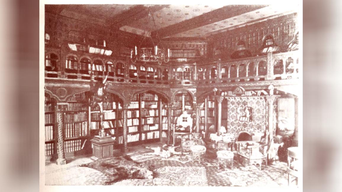 Bibloteca lui Istate Micescu era alcătuită din 38.000 de volume Foto: uct media.