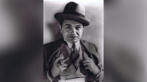 Interpretându-l pe Caesar Enrico Bandello în Little Caesar (1931)