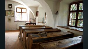 Sala Anton Pann din Șcheii Brașovului