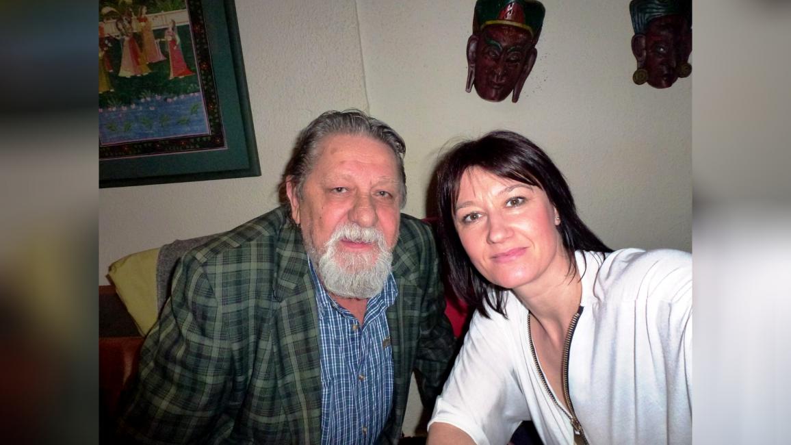 Cu actorul Sebastian Papaiani