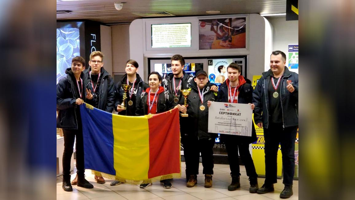 Locul 1 și medaliile de aur de la Campionatul Internațional de Robotics FIRST Russia Championship Krasnoyarsk Siberia 2020